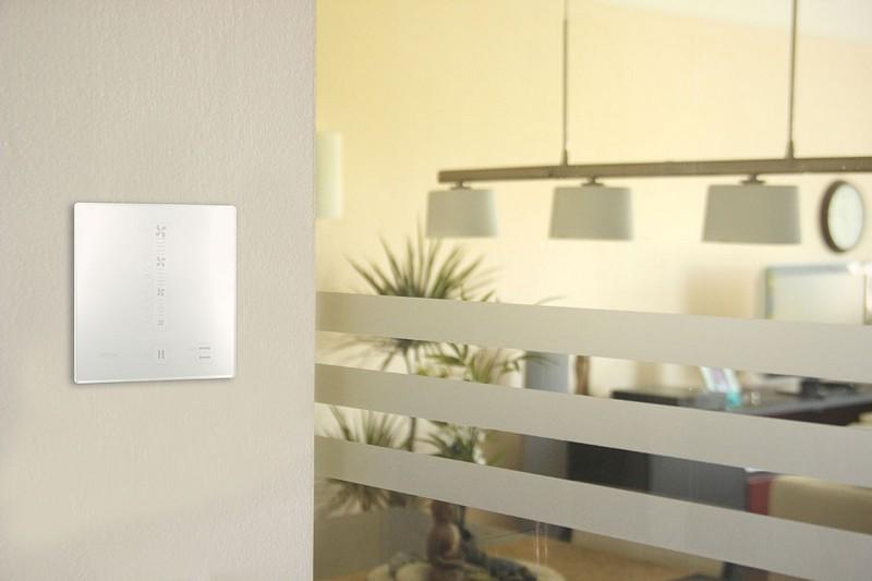 installazione interna InVENTer in appartamento