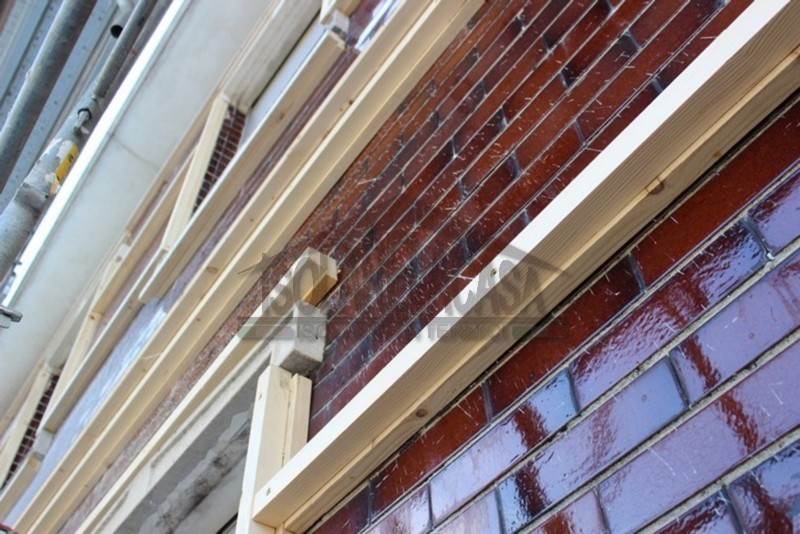 parete esterna da isolare