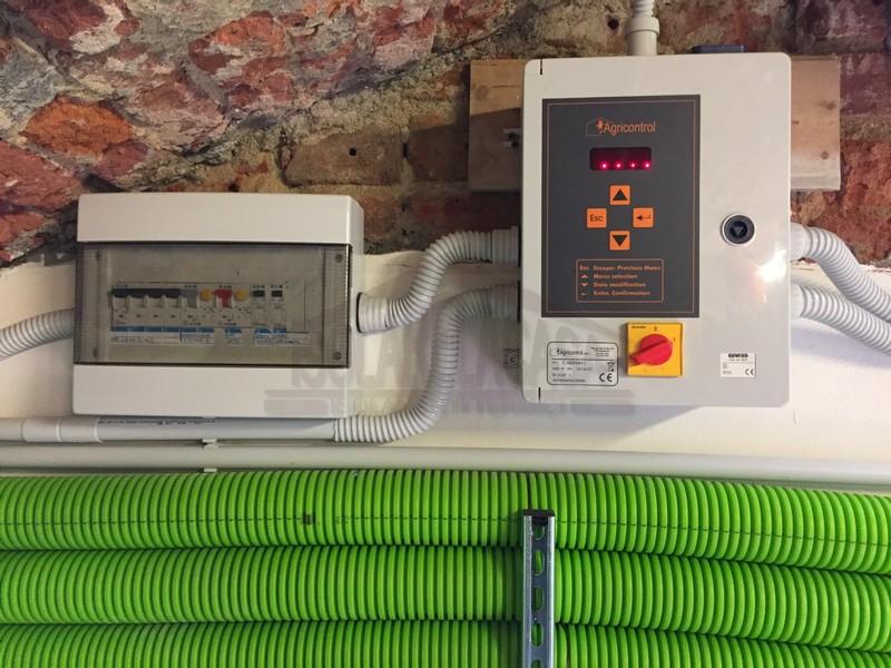 sistema di controllo umidità SENSO
