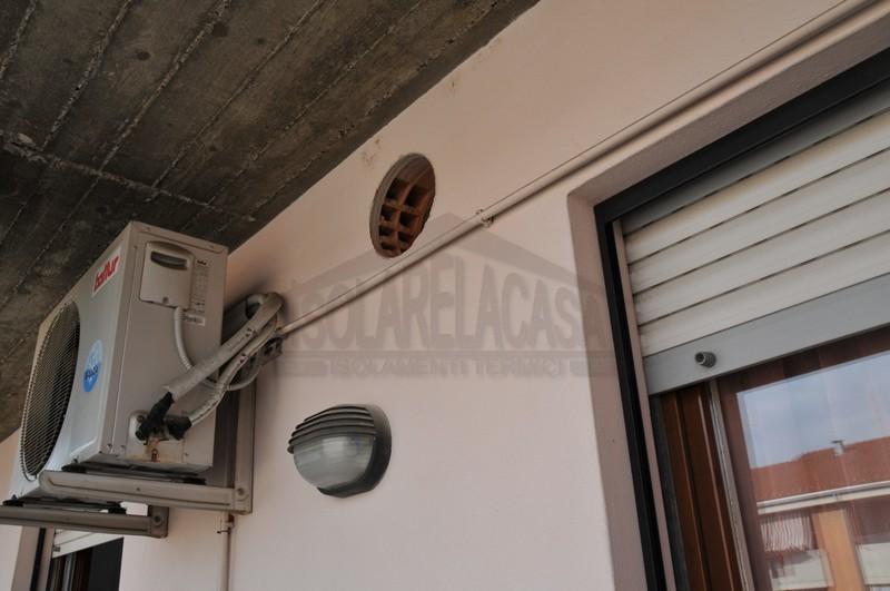 vista esterna durante fasi di installazione Inventer