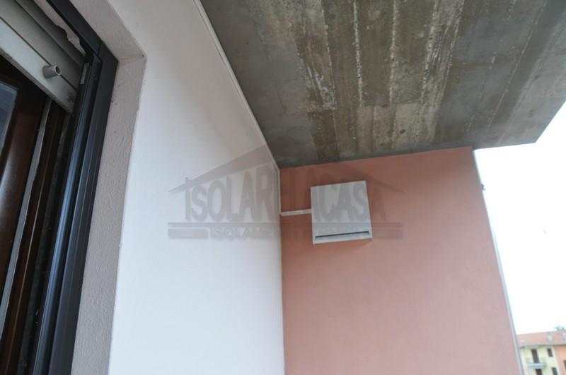 cappa esterna in acciaio inox satinata o laccata