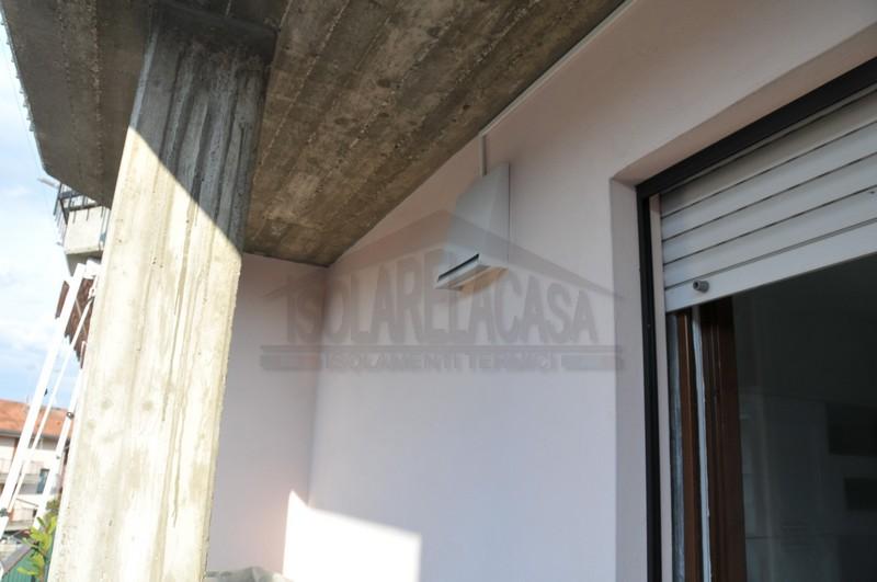 cappa di ventilazione meccanica esterna