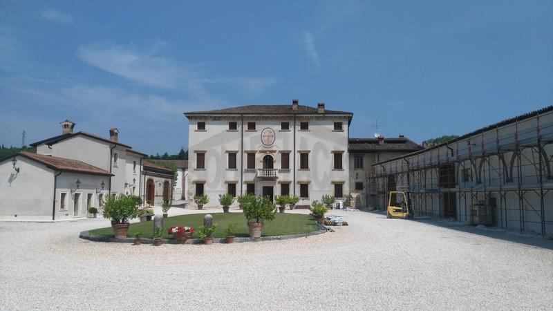 Isolamento termico a VILLA RINALDI SOAVE Verona