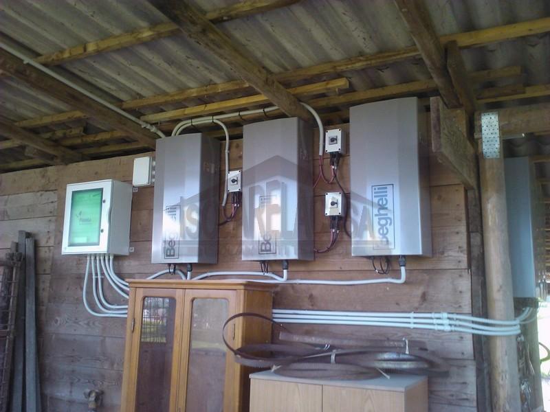 installazione impianto fotovoltaico con accumulo tesla