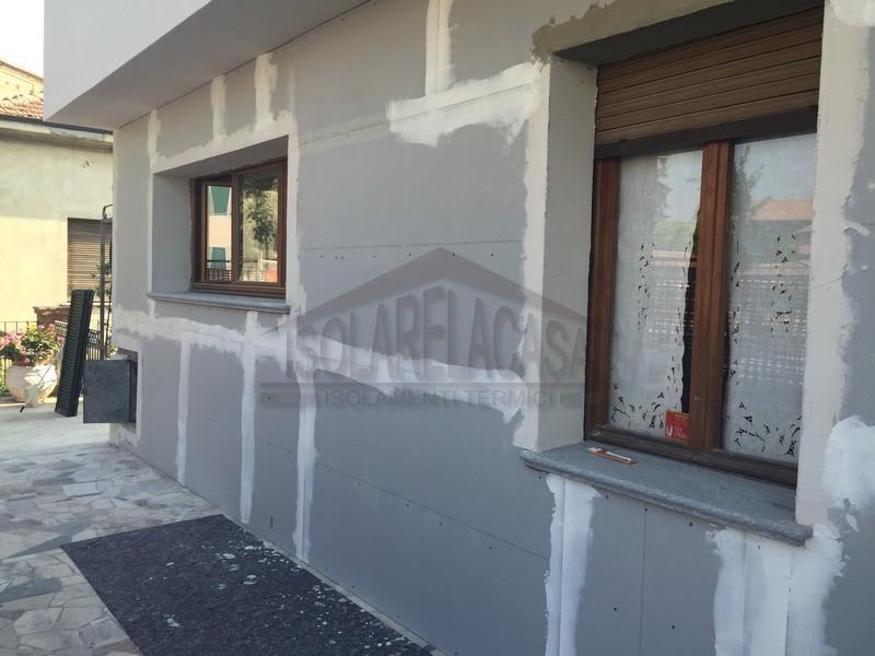 Posa pannelli  in cemento