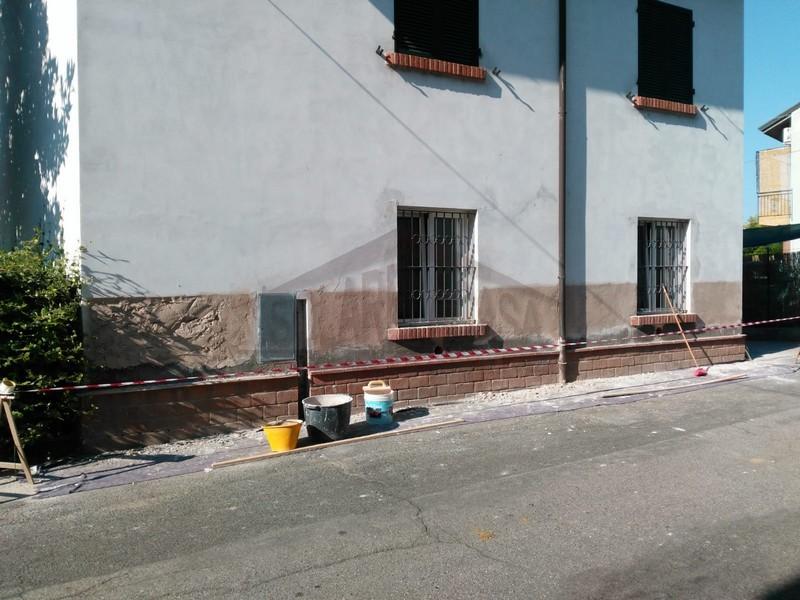 realizzazione intonaco anti-umidità