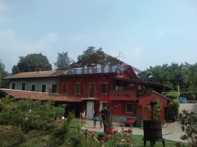 installazione impianto fotovoltaico pannelli solari