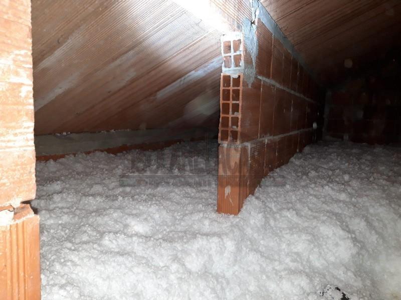 cellulosa per isolamento termico