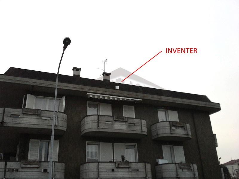 ventilazione meccanica controllata inventer in palazzo di Milano
