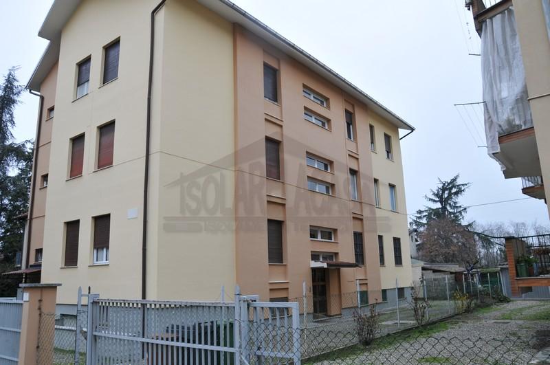isolamento in appartamento di condominio a novi