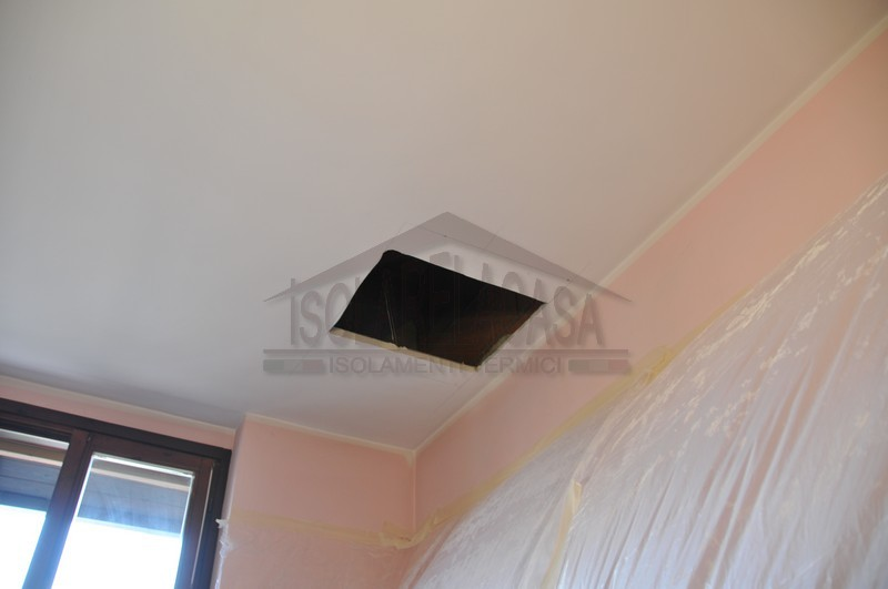 varchi per isolare il soffitto