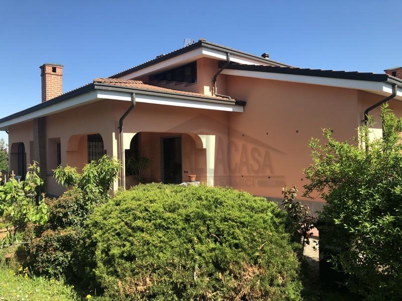 isolamento termico villa di Tortona