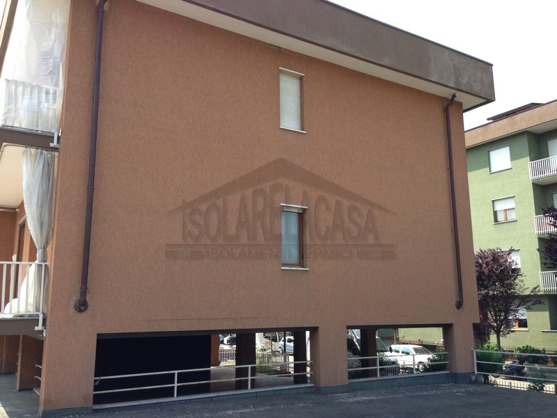 Isolamento intercapedini in appartamento Asti