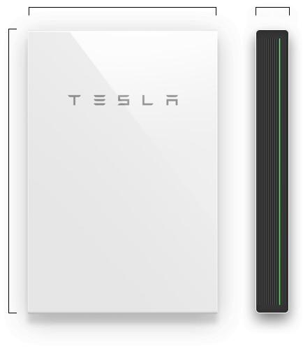 batteria domestica Tesla Powerwall