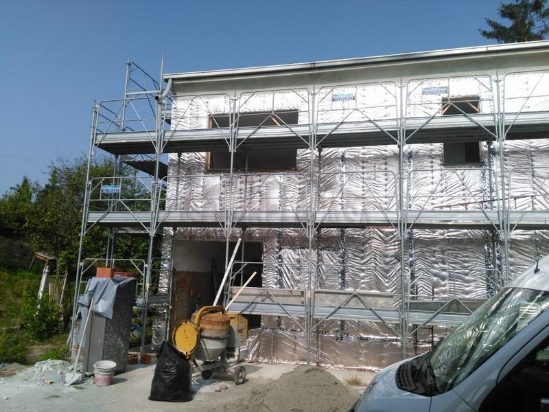Isolamento tetto dall interno o dall esterno con zero spessore
