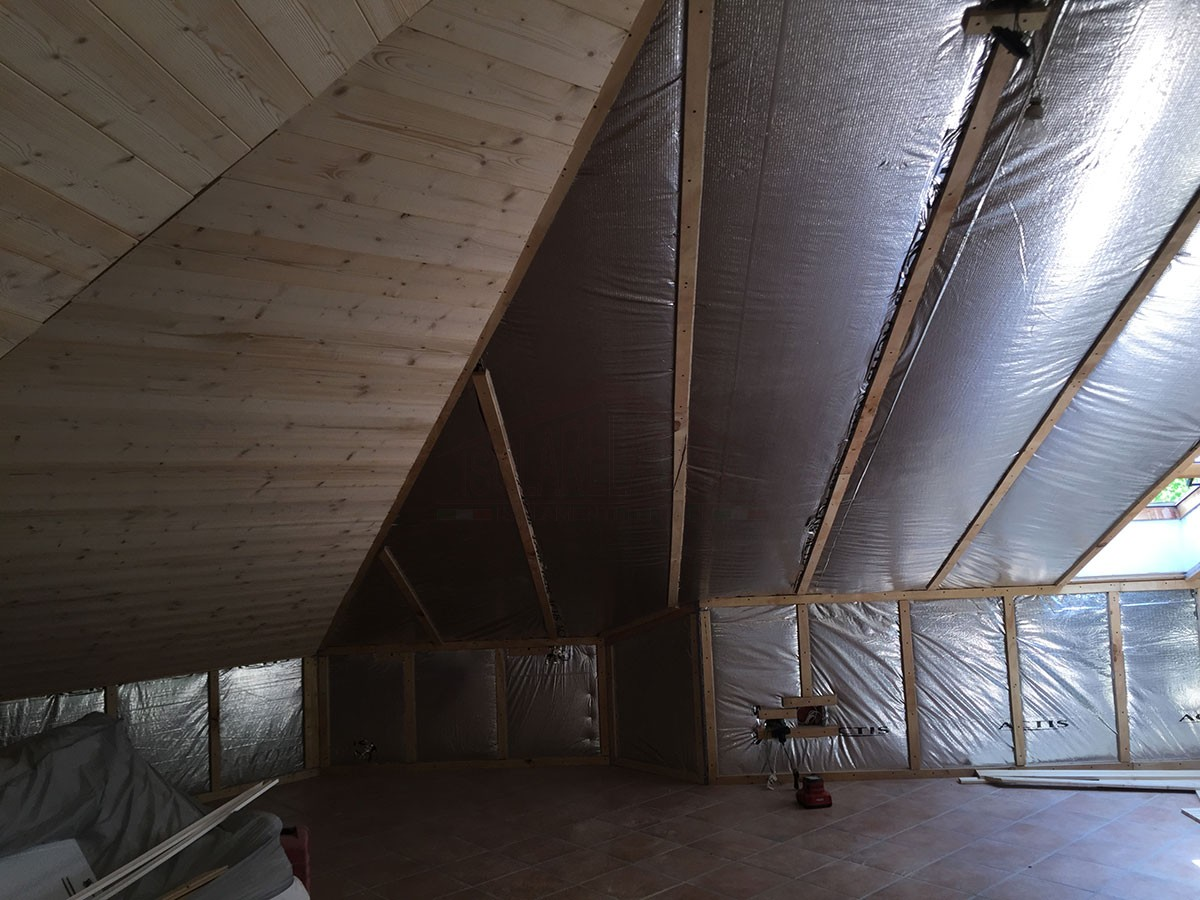 Isolare La Casa Basaluzzo cappotto interno condensa e muffe eliminate isolando pareti