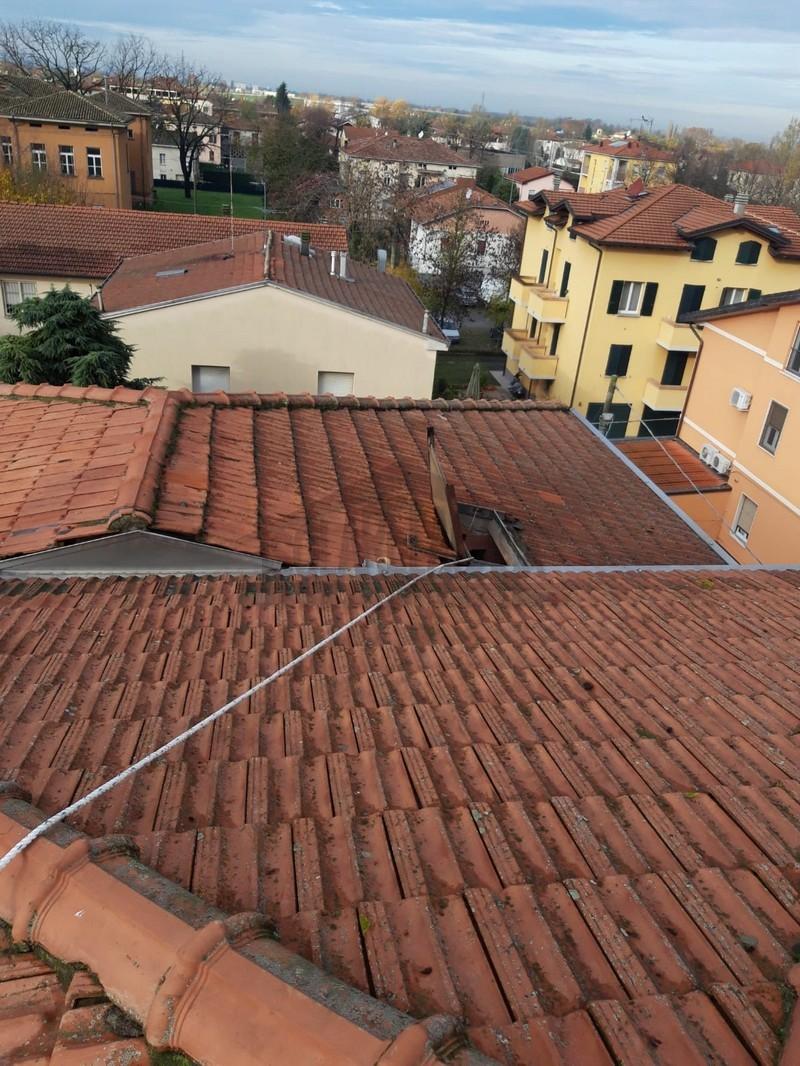 tetto da isolare a Parma