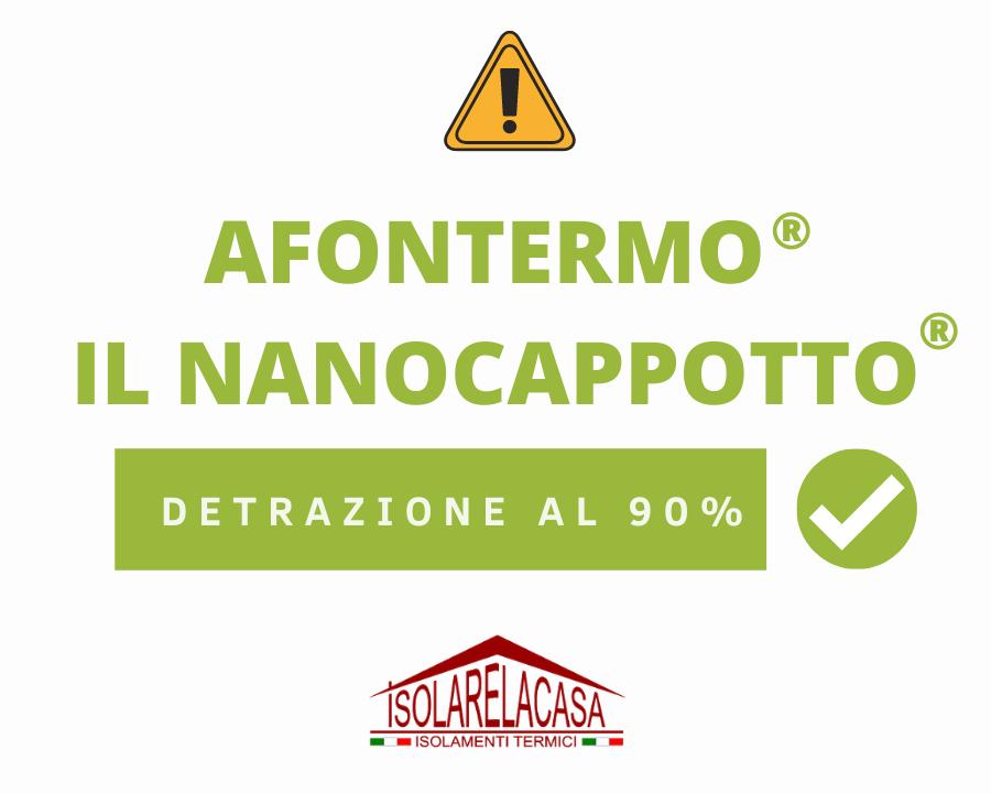 AFONTERMO IL NANOCAPPOTTO®