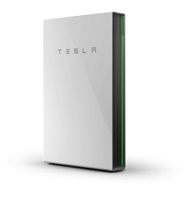 powerwall tesla per accumulo energia solare